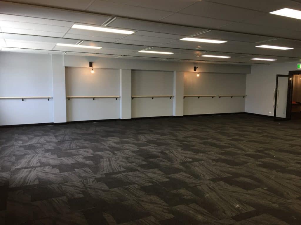 Bikram Yoga Studio -