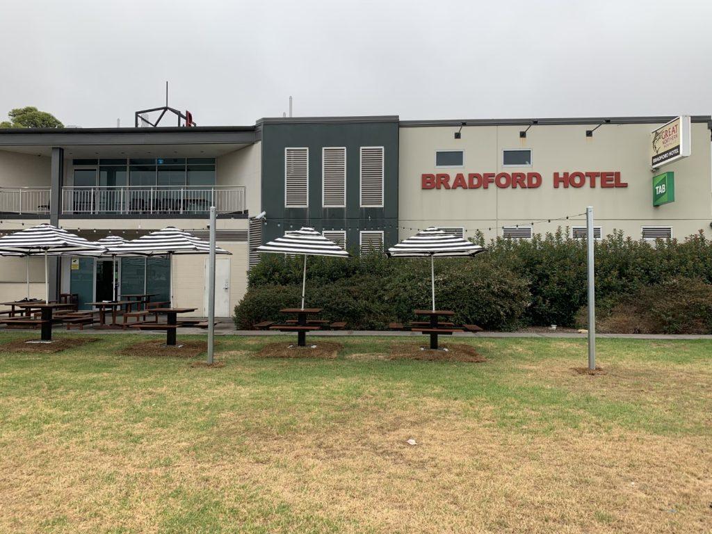 Bradford Hotel -
