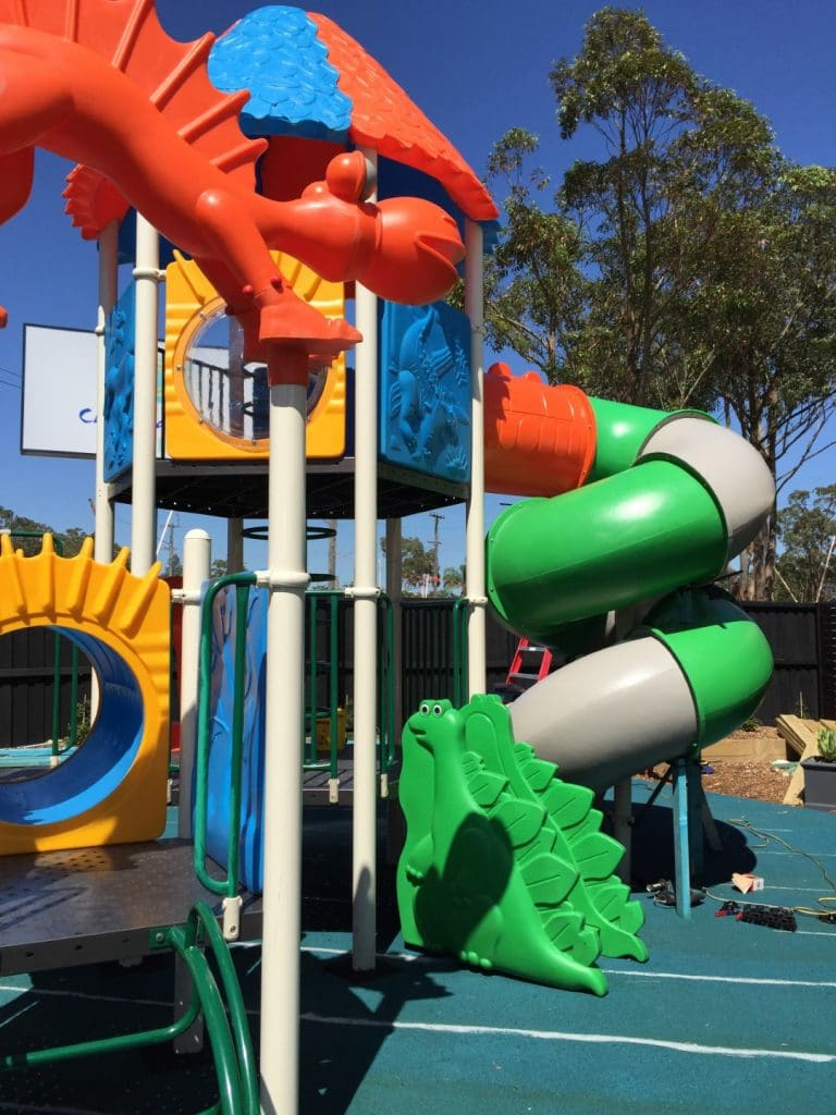 Chittaway Bay Hotel Playground -