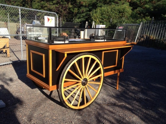 Paella Cart, Inax Constructions, Construction Services, Builder