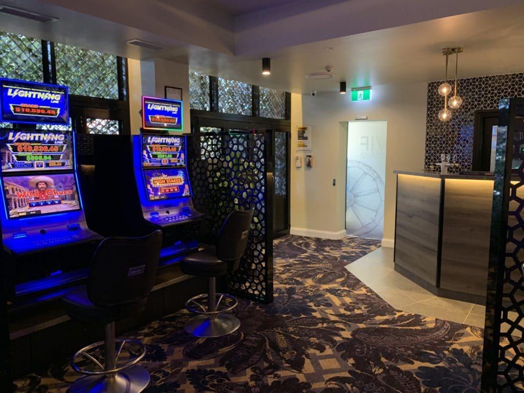 Spinning Wheel Hotel -