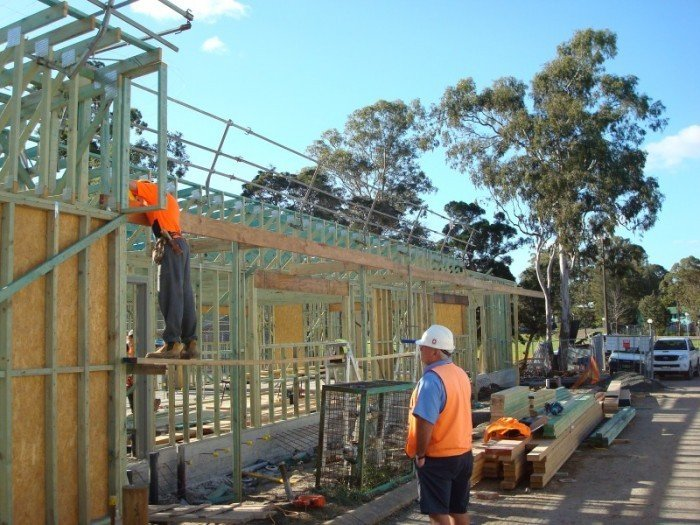 St-Paul's-Booragul Repair, Inax Constructions, Construction Services, Builder