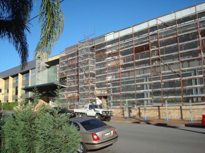 Wests Lambton Building, Inax Constructions, Construction Services, Builder